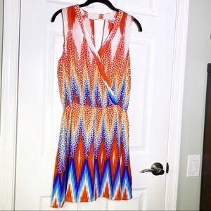 Parker Ariana Silk Sleeveless Dress
